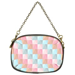 Background Pastel Chain Purse (one Side) by HermanTelo