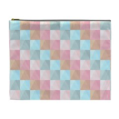Background Pastel Cosmetic Bag (xl) by HermanTelo