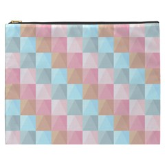 Background Pastel Cosmetic Bag (xxxl) by HermanTelo