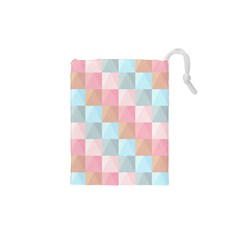 Background Pastel Drawstring Pouch (xs) by HermanTelo