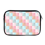 Background Pastel Apple MacBook Pro 17  Zipper Case Front