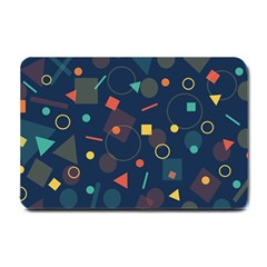 Background Geometric Small Doormat