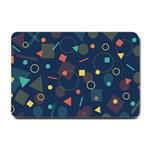 Background Geometric Small Doormat  24 x16  Door Mat