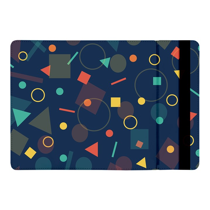 Background Geometric Apple iPad Pro 10.5   Flip Case