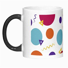Background Polka Dot Morph Mugs