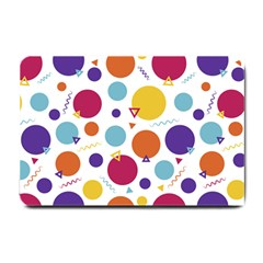 Background Polka Dot Small Doormat