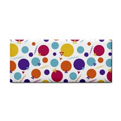 Background Polka Dot Hand Towel