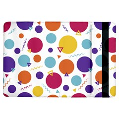 Background Polka Dot iPad Air Flip