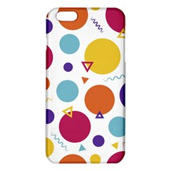 Background Polka Dot iPhone 6 Plus/6S Plus TPU Case