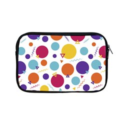 Background Polka Dot Apple MacBook Pro 13  Zipper Case