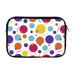 Background Polka Dot Apple MacBook Pro 17  Zipper Case