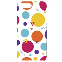 Background Polka Dot iPhone 7/8 Plus Black UV Print Case
