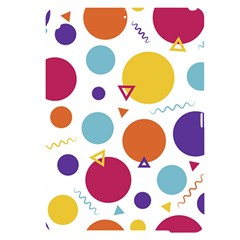 Background Polka Dot Apple iPad Pro 10.5   Black UV Print Case