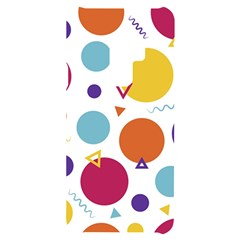 Background Polka Dot Samsung S9 Plus Black UV Print Case
