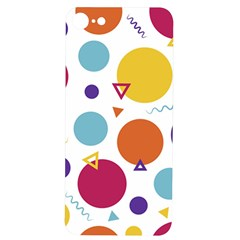 Background Polka Dot iPhone 7/8 Soft Bumper UV Case