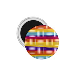 Background Line Rainbow 1.75  Magnets