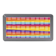 Background Line Rainbow Memory Card Reader (Mini)