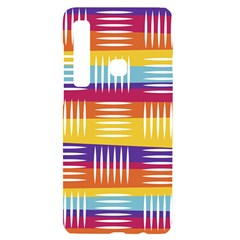 Background Line Rainbow Samsung Case Others