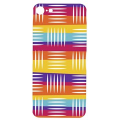 Background Line Rainbow iPhone 7/8 Soft Bumper UV Case