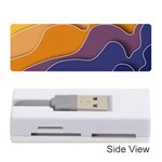 Autumn Waves Memory Card Reader (Stick) Front