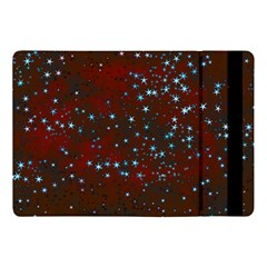 Background Star Christmas Apple Ipad Pro 10 5   Flip Case by HermanTelo