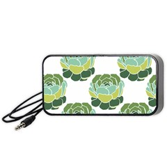 Cactus Pattern Portable Speaker
