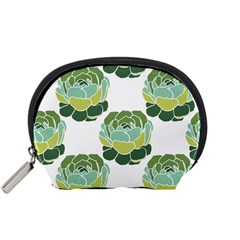 Cactus Pattern Accessory Pouch (small)