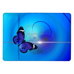 Butterfly Animal Insect Samsung Galaxy Tab 10 1  P7500 Flip Case