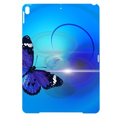 Butterfly Animal Insect Apple Ipad Pro 10 5   Black Uv Print Case