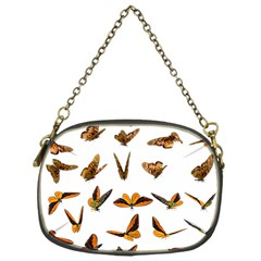 Butterflies Insect Swarm Chain Purse (one Side) by HermanTelo