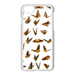 Butterflies Insect Swarm Iphone 8 Seamless Case (white)