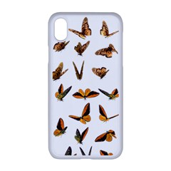 Butterflies Insect Swarm Iphone Xr Seamless Case (white)