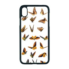 Butterflies Insect Swarm Iphone Xr Seamless Case (black)