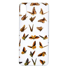 Butterflies Insect Swarm Iphone X/xs Soft Bumper Uv Case