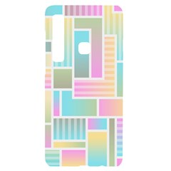 Color Blocks Abstract Background Samsung Case Others by HermanTelo