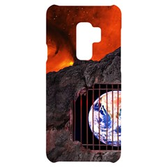 Earth Day Samsung S9 Plus Black Uv Print Case by HermanTelo
