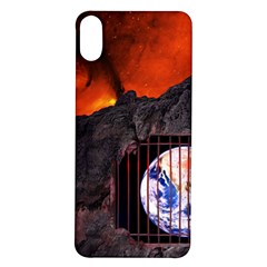 Earth Day Iphone X/xs Soft Bumper Uv Case