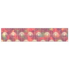 Colorful Background Abstract Small Flano Scarf by HermanTelo