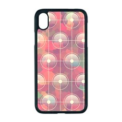 Colorful Background Abstract Iphone Xr Seamless Case (black)