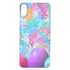 Eggs Happy Easter Rainbow Iphone X/xs Soft Bumper Uv Case