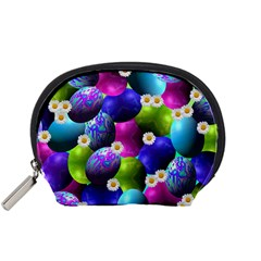 Eggs Happy Easter Accessory Pouch (small)