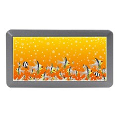Fish Snow Coral Fairy Tale Memory Card Reader (mini)