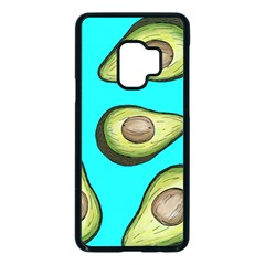 Fruite Avocado Samsung Galaxy S9 Seamless Case(black) by HermanTelo