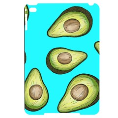 Fruite Avocado Apple Ipad Mini 4 Black Uv Print Case by HermanTelo