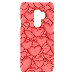 Hearts Love Valentine Samsung S9 Plus Black Uv Print Case