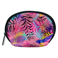 Illustration Reason Leaves Accessory Pouch (medium)