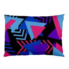 Memphis Pattern Geometric Abstract Pillow Case (two Sides)