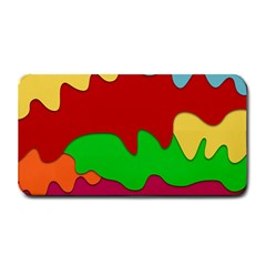 Liquid Forms Water Background Medium Bar Mats by HermanTelo