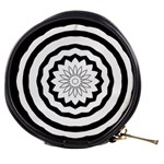 Mandala Mini Makeup Bag Front