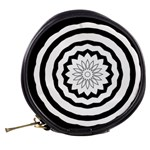 Mandala Mini Makeup Bag Back